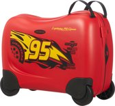 Samsonite Ride-on Kinderkoffer - Dream Rider Disney Suitcase Disney Cars 3 Wheels