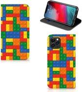 iPhone 11 Pro Hoesje met Magneet Blokken