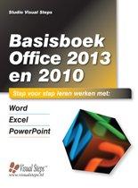 Basisboek Office 2013 en 2010