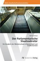 Der Parlamentarische Staatssekretar