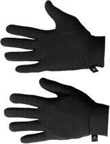 Odlo Gloves Originals Warm Unisex Sporthandschoenen - Black - Maat XS