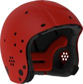 Egg - De coolste kinderhelm voor fiets en sneeuw - Rood - Maat M