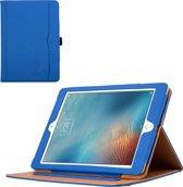 iPad 2 3 4 Hoes Book Smart Case Cover met Apple Pencil Houder - Blauw