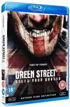 Green Street 2 - Stand Your Ground (import) (blu-ray)