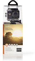 Nedis Actioncam Ultra-HD 4K Wi-Fi Waterdichte behuizing