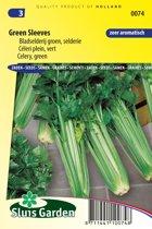 Sluis Garden - Selderij, Bladselderij Green Sleeves