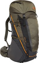 Terra 65 Backpack Unisex - TNF Dark Grey Heather / New Taupe Green