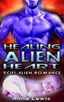 Healing the Alien's Heart : Scifi Alien Romance