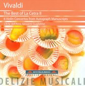 The Best Of La Cetra Ii - 6 Viol
