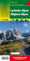 FB WK351 Lechtaler Alpen • Allgäuer Alpen