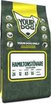 Yourdog hamilton stã?vare hondenvoer volwassen 3 kg