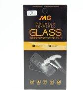 Tempered Glass Premium \ Glazen Screen Protecor - 9H - Geschikt voor Samsung Galaxy J4