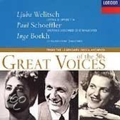Great Voices of the 50s, Vol. 4
