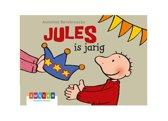 Jules kartonboekje 2 - Jules is jarig