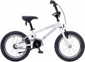 Bike Fun Cross Tornado - Fiets - Unisex - Wit - 16 Inch