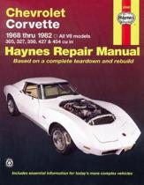 Chevrolet Corvette (68 - 82)