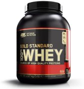 Optimum Nutrition - 100% Whey Gold Standard Aardbei - 2270 gram