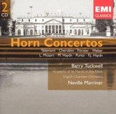 Horn Concertos Telemann, Forst