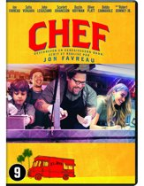 DVD cover van Chef