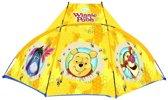 Disney Strandschelp tent: winnie the pooh 220 x 110 x 110 cm