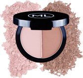 Model Launcher Contour Powder Duo - Afternoon Delight