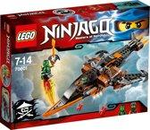 LEGO NINJAGO Haaienvliegtuig - 70601