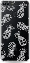 Casetastic Softcover Huawei P Smart - Pineapples Outline