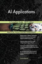 AI Applications A Complete Guide - 2019 Edition
