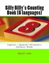 Silly Billy's Counting Book (5 Languages)