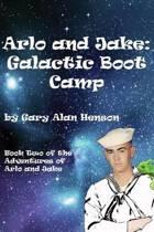 Arlo and Jake Galactic Boot Camp