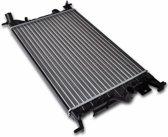 Radiateur/Oliekoeler voor Opel  540 x 378 x 23 mm