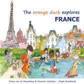 The orange duck explores France