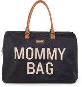 Childhome - Mommy bag groot - zwart & goud