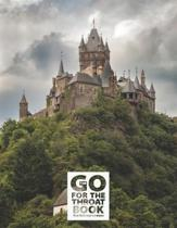 The Go for the Throat Book(tm) for Entrepreneurs - A Notebook, Journal, and Composition Book for Entrepreneurs - Castle Series - 008