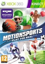 Motion Sports - Xbox 360 Kinect