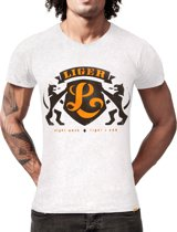 LIGER X Edd - Limited Edition van 360 stuks - T-Shirt - Maat L