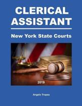 Clerical Assistant New York State Courts