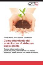 Comportamiento del Arsenico En El Sistema-Suelo Planta