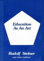 Education as an Art