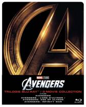 The Avengers Trilogy (Blu-ray) (Limited Edition) (Steelbook) (Exclusief bij bol.com)