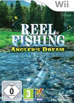 Reel Fishing  Wii