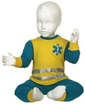 Fun2Wear Ambulance Pyjama - Maat 104