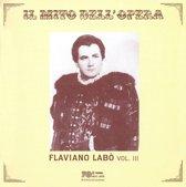 Il Mito Dell' Opera: Flaviano Labo Vol.Iii