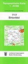 Birkenfeld 1 : 25 000