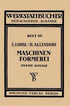 Maschinenformerei