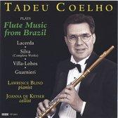 Tadeu Coelho plays Flute Music from Brazil