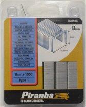 Piranha nieten X70108