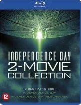 Afbeelding van Independence Day 1 & 2 (Blu-ray)