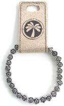 Pineapple Island Armband met Bloemmotief