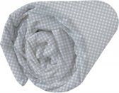 Matt & Rose Style zénith - Hoeslaken - Eenpersoons - 90 x 200 cm - Grijs